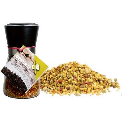 Curry-Mix grob in der Mühle - Feinkost Gewürze